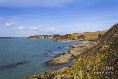 Photograph - St Anthony Cornwall by Brian Roscorla