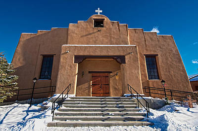 Photograph - St Anthony De Padua Parish by Britt Runyon