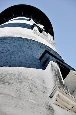 Photograph - St Augustine Lighthouse - Angels And Ghosts by Christine Till