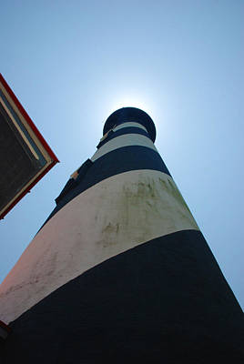 Photograph - St. Augustine Lighthouse by Beverly Stapleton