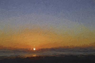 Photograph - St Augustine Sunrise-turner by Kathleen Scanlan