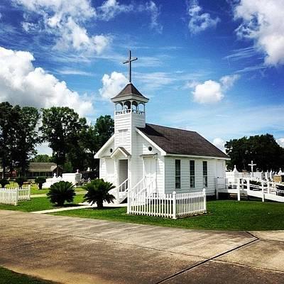 Instagram Photograph - St. Bridgette's Chapel #church by Scott Pellegrin