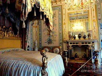 Photograph - St Catherine Palace Bedroom by John Potts