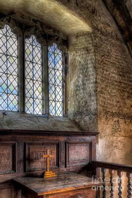 Celynnin Photograph - St Celynnin Church by Adrian Evans