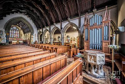 Photograph - St David Church by Adrian Evans