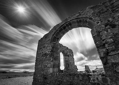 North Wales Uk Photograph - St Dwynwen's Church by Dave Bowman