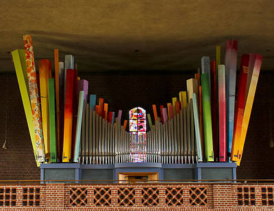 Photograph - St Elisabeth Augsburg by Jenny Setchell