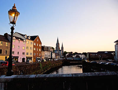 Perception Photograph - St Finbarrs Cathedral, River Lee South by Panoramic Images