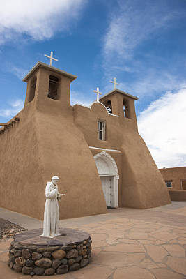 Photograph - St. Francis #1 by Don McGillis