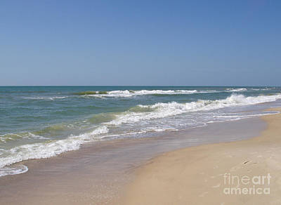 Photograph - St George Island by Audrey Peaty