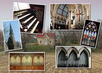 Photograph - St George's Guelph by Jenny Setchell
