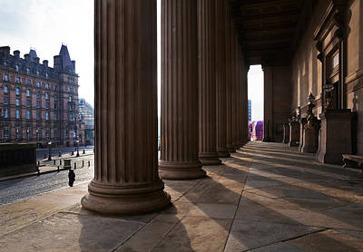St Georges Hall, Lime Street Art Print by Panoramic Images