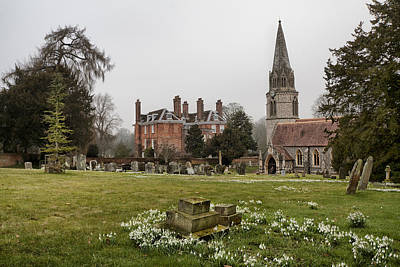 Photograph - St Gregorys Church by Shirley Mitchell