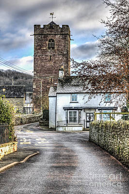 Photograph - St Gwendolines Church Talgarth 2 by Steve Purnell