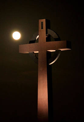 Photograph - St Helenas Cross San Antonio by Sarah Broadmeadow-Thomas