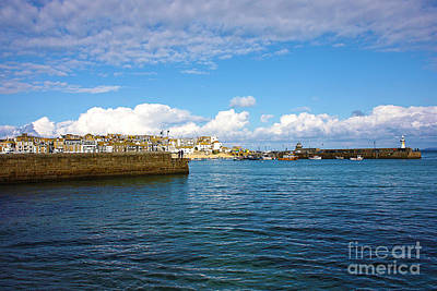 Photograph - St Ives Cornwall by Terri Waters