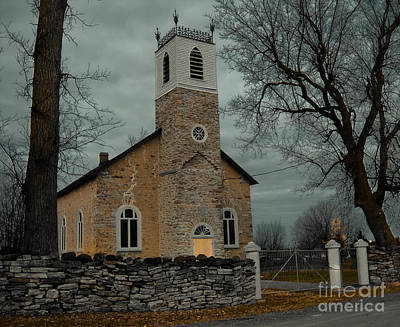 Photograph - St. James Anglican Church by Bianca Nadeau