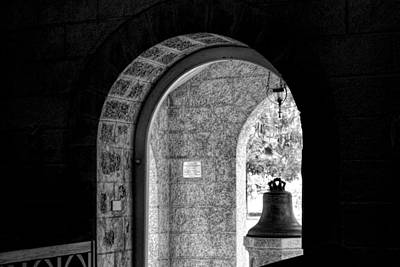Photograph - St James Parish Church Bell by Leanna Lomanski