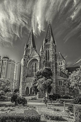 Photograph - St John Cathedral by Peter Lombard