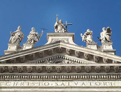 Photograph - St. John Lateran by Joe Winkler