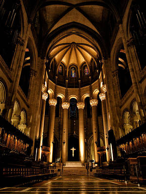 Photograph - St. John The Divine by Cornelis Verwaal