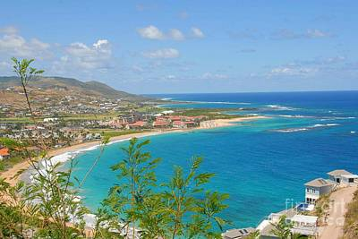 St. Kitts Art Print by Cindy Manero