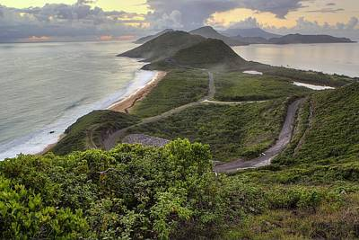 St. Timothy Photograph - St Kitts Overlook by Ryan Smith