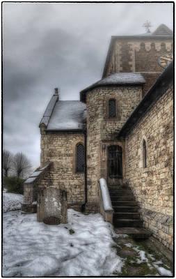 Farnham Photograph - St Lawrence Church by Graham Markham