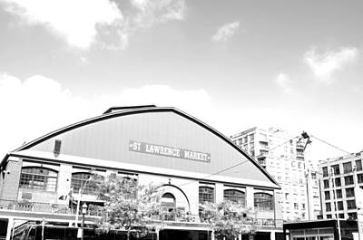 Photograph - St Lawrence Market by Puzzles Shum