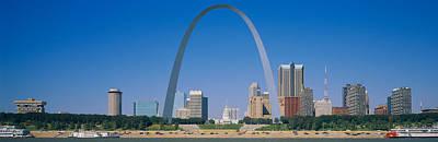 St Louis, Missouri, Usa Art Print