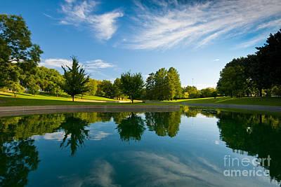 Photograph - St Louis Park by Ryan Heffron