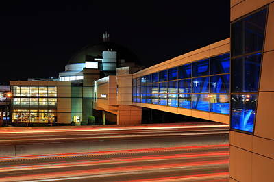 Photograph - St. Louis Science Center  by Scott Rackers
