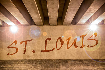 Photograph - St. Louis by Semmick Photo