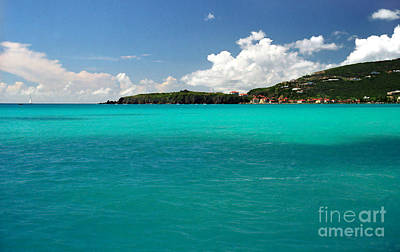 Sint Maarten Photograph - St. Maarten Caribbean Paradise by Michelle Wiarda-Constantine