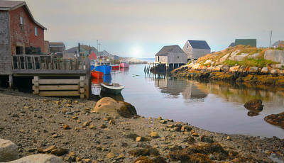 Photograph - St. Margarets Bay by Diana Angstadt