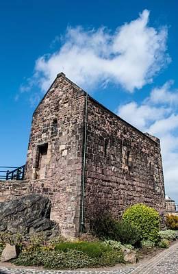 Photograph - St Margaret's Chapel In Edinburgh Castle by Eliza Donovan