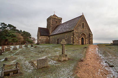 Photograph - St Martha's Church On The Hill by Shirley Mitchell