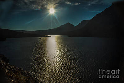 Photograph - St Mary Lake by Robert Bales