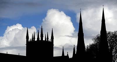 Wall Art - Photograph - St. Mary's Cathedral by Mark Sullivan
