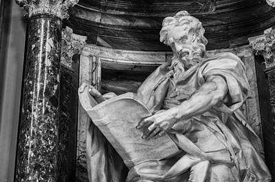 Photograph - St. Matthew by Pablo Lopez