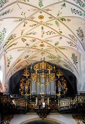 Photograph - St Michael's Bamberg by Jenny Setchell