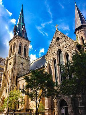 Photograph - St Michaels Church Baltimore by Robert Meyers-Lussier