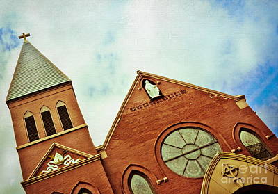 Photograph - St. Michael's Church by Colleen Kammerer