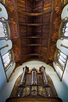 Photograph - St Michael's Church Framlingham by Jenny Setchell