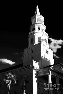 Photograph - St. Michael's by John Rizzuto
