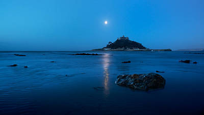 Whimsical Flowers - St. Michaels Mount by Francesco Emanuele Carucci