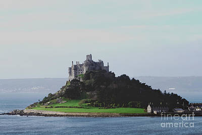 Photograph - St Michael's Mount From The East by Terri Waters