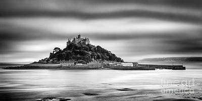 Cornish Wall Art - Photograph - St Michaels Mount by John Farnan