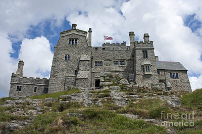 Photograph - St Michael's Mount Marazion by Terri Waters