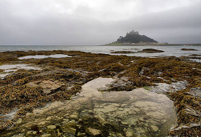 Photograph - St Michael's Mount by Shirley Mitchell